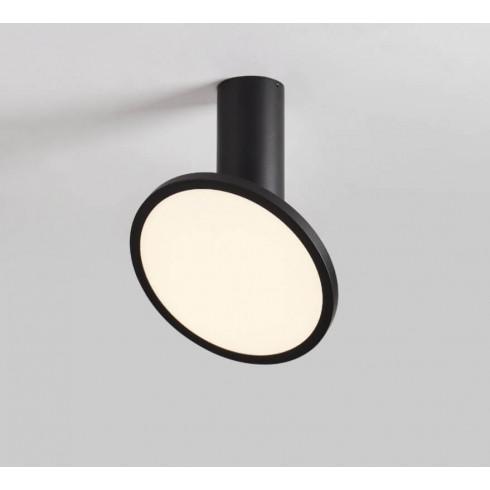 OXYLED LUCENA surface LED 12W white, black