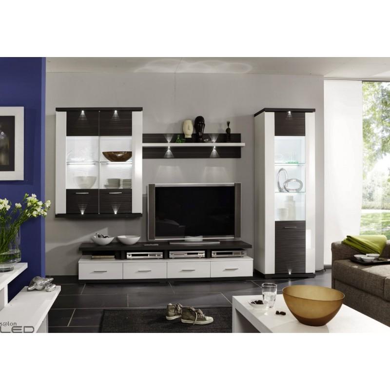 ... LED Luminaire Furniture OML3 Points On White ...