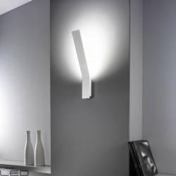 MA&DE LAMA W 7104, 7137 kinkiet LED 21W biały, czarny