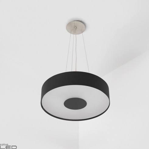 Lampa wisząca CARINA 40 czarny mat
