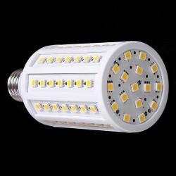 Żarówka E27 86 LED SMD 5050 Biała Ciepła