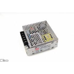 POWER SUPPLY LED 50W MEAN WELL RS-50-12 12V DC
