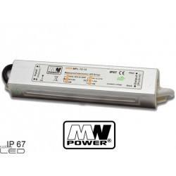 Zasilacz LED MW Power MPL-15-12 15W 1,25A 12V DC WODOODPORNY