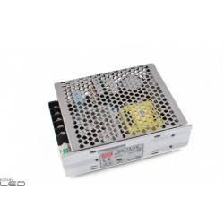 POWER SUPPLY LED 75W MEAN WELL RS-75-12 12V DC