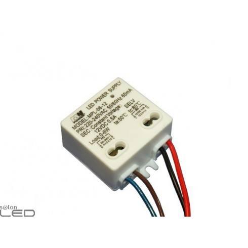 Zasilacz LED MW Power MPL-06-12-LC 6W 0,5A 12V DC