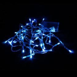 Lampki choinkowe LED niebieskie LDL100B