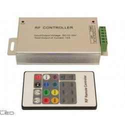 Sterownik do taśm LED RF20 144W (radiowy)