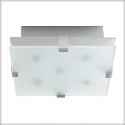 Brick Mesh LED, srebrno - szara, białe LED 230481