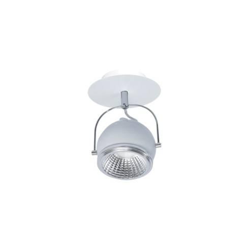 SPOT WALL BALL LED 1X5W WHITE 2686182