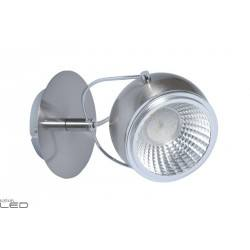SPOT LIGHT KINKIET BALL LED 1X5W SATYNA 2686187