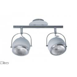 SPOT LIGHT LISTWA BALL LED 2X5W BIAŁA 2686282