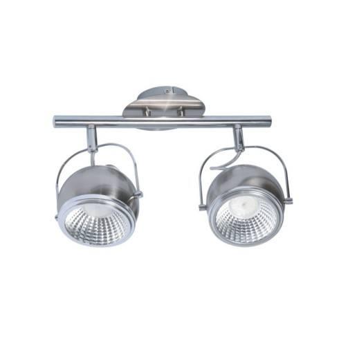 SPOT LIGHT LISTWA BALL LED 2X5W SATYNA 2686287