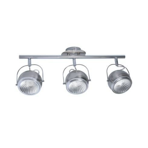 SPOT Ceiling strip BALL LED 3x5w SATIN 2686387