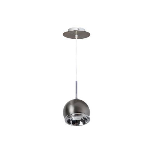 SPOT LIGHT LAMPA WISZĄCA BALL LED 1X5W SATYNA 5009087