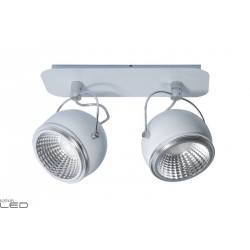 SPOT LIGHT LISTWA BALL LED 2X5W BIAŁA 5009282
