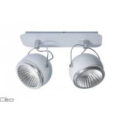 SPOT LIGHT STRIP LED 2x5W WHITE BALL 5009282