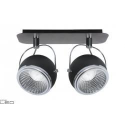 SPOT LIGHT BALL 2x5W LED BLACK 5009284