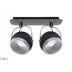 SPOT LIGHT LISTWA BALL LED 2X5W CZARNA 5009284
