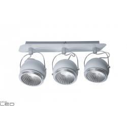 SPOT LIGHT BALL WHITE LED 3x5w