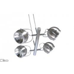 SPOT LIGHT LAMP 4X5W LED BALL SATIN 5009587