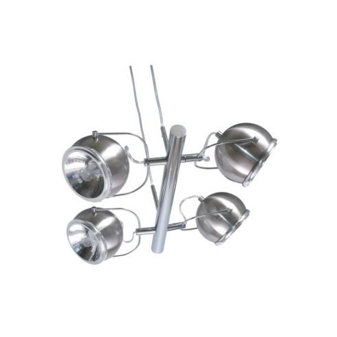 SPOT LIGHT LAMP 4X5W LED BALL SATIN 5009587