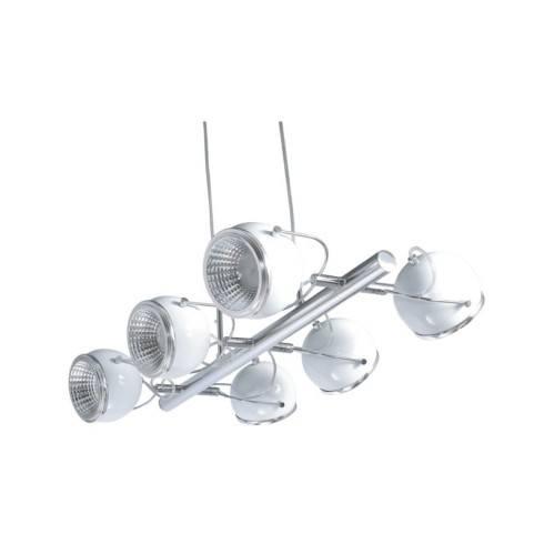 SPOT LIGHT LED BALL LAMP 6X5W WHITE