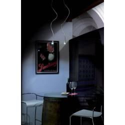 MASSMI Deled lampa wisząca 1x1W