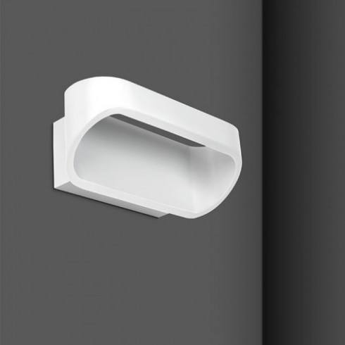 LEDS-C4 Oval wall light  1x6W White