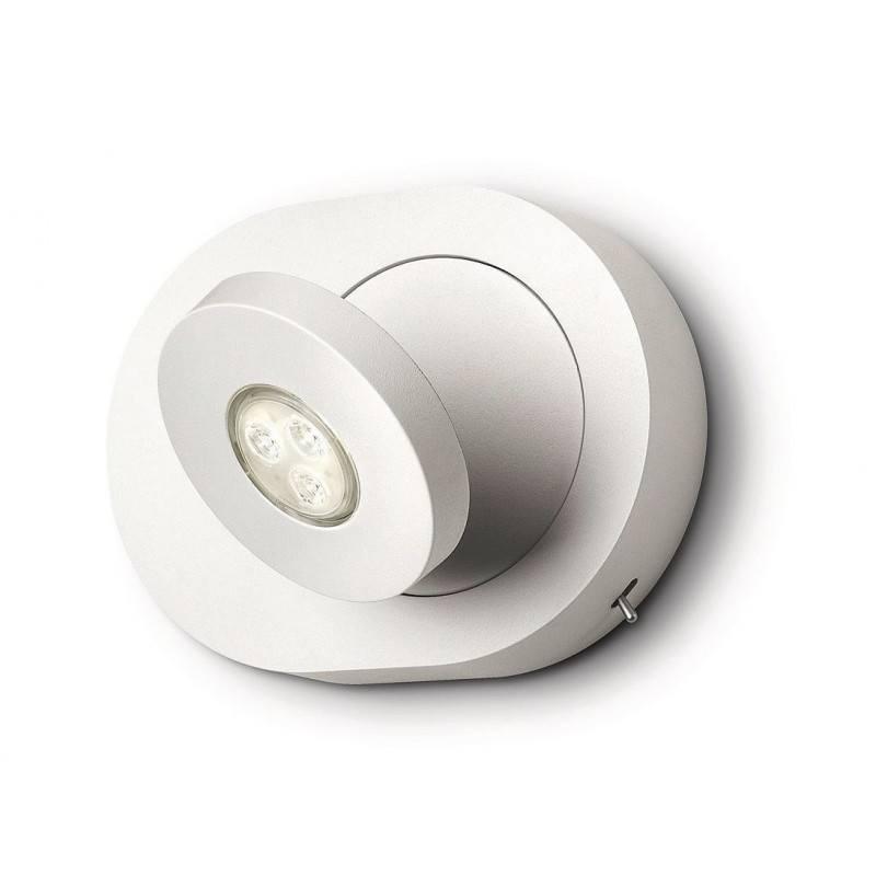 philips ledino scope wall light 690703116 powerled. Black Bedroom Furniture Sets. Home Design Ideas