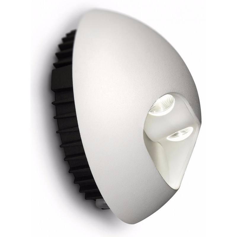 Philips Wall Light Greenyard : PHILIPS Ledino wall light 690853116 powerLED