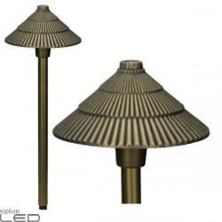 GARDEN ZONE BRONZE 16 lampa ogrodowa