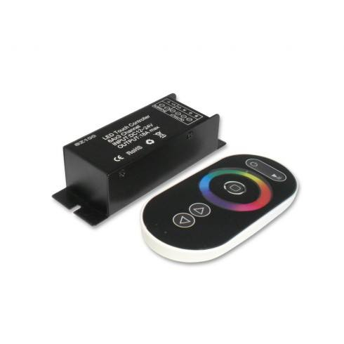 Sterownik radiowy do taśm LED RGB RF6-T