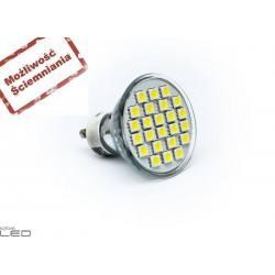 Żarówka LED GU10 SMB09D b.zimna 5W 350lm