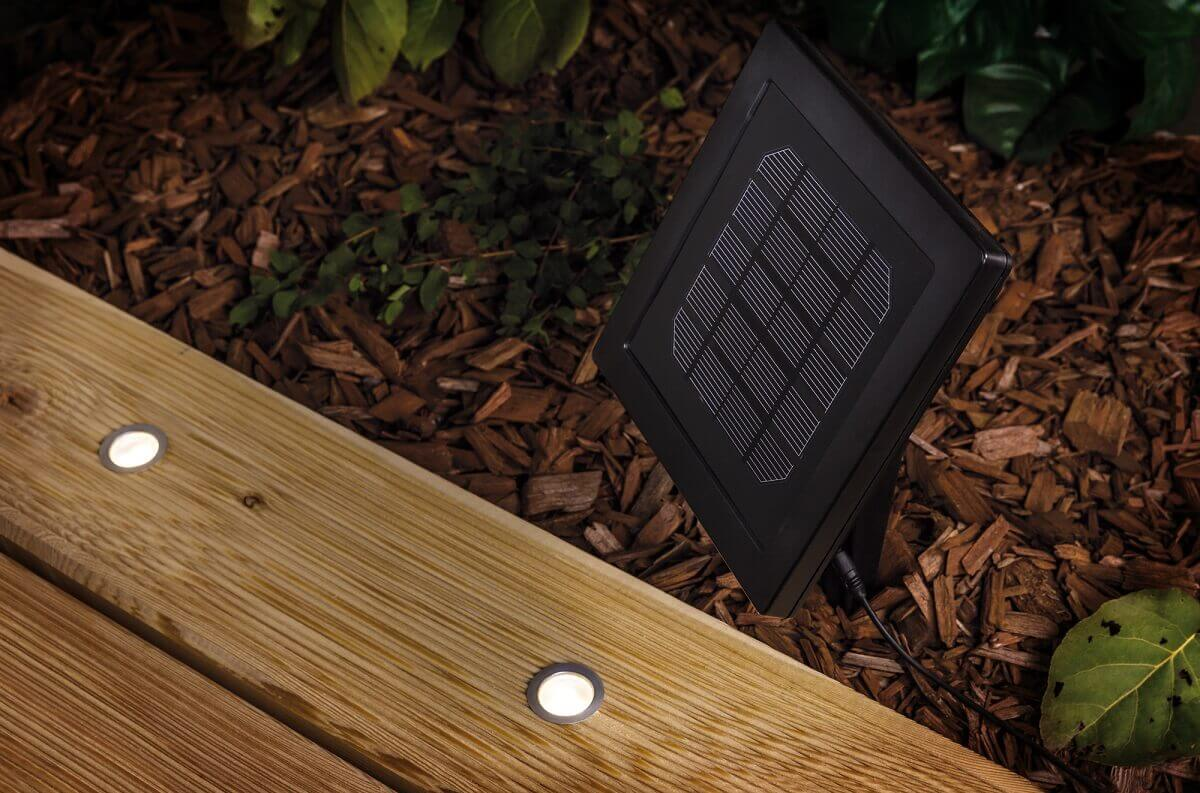 lampki solarne wpuszczane