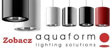 Lampy i oprawy sufitowe AQUAFORM
