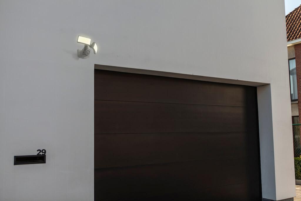 naświetlacz led zewnętrzny z czujnikiem