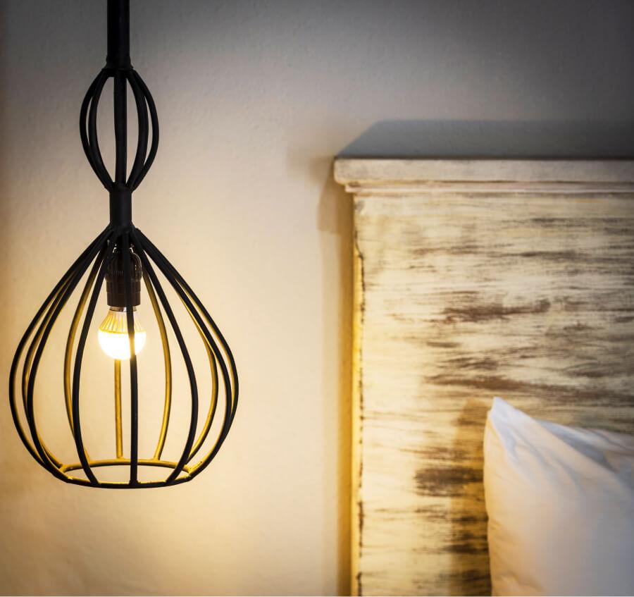 nowowczesna designerska lampa wisząca