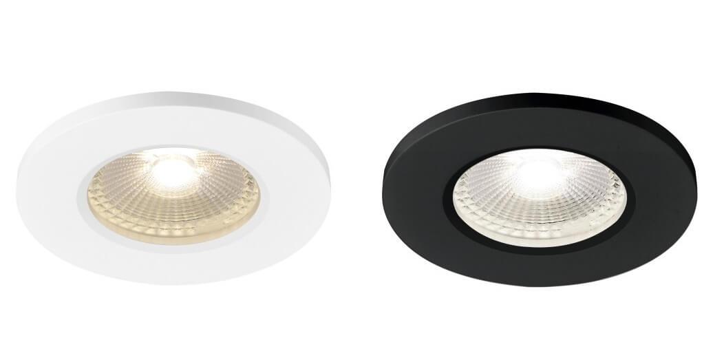 Oprawa sufitowa łazienkowa LED IP65
