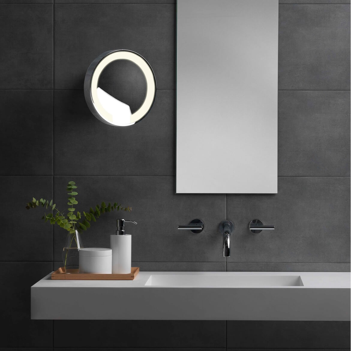 Astro bathroom mirror led