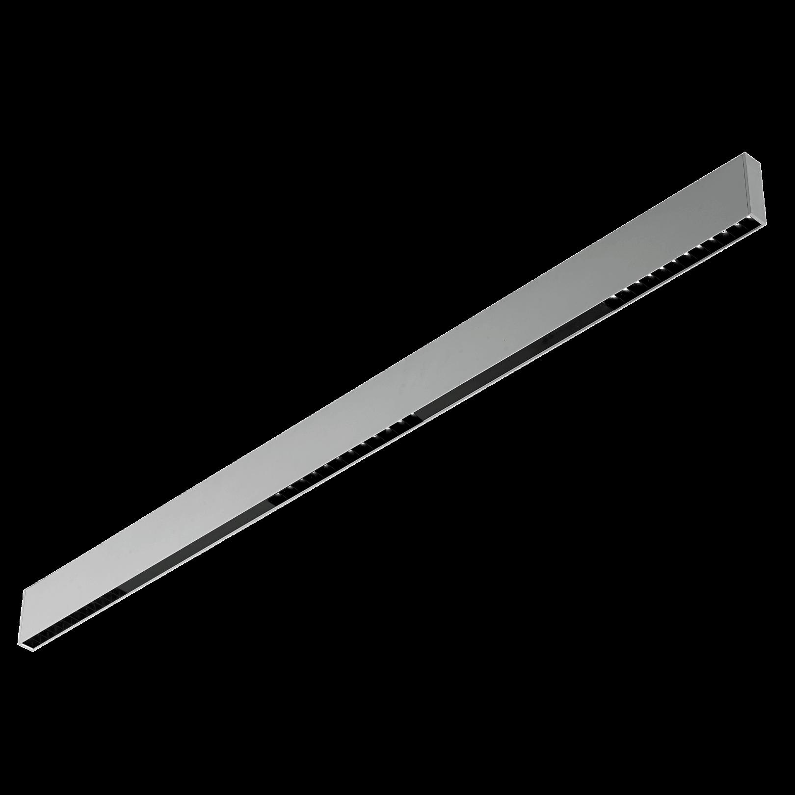 Lampa z soczewkami i diodami LED