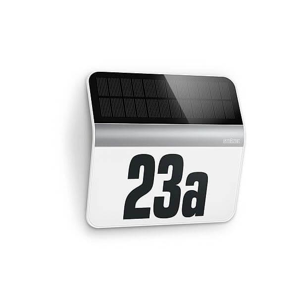 lampa solarna numer domu