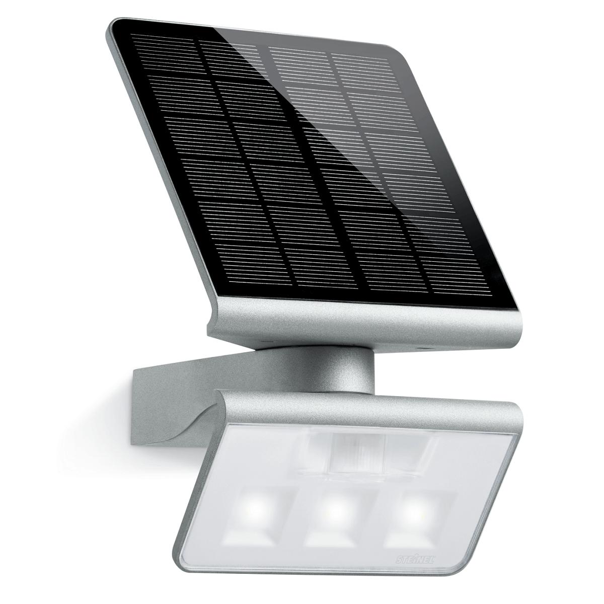 Kinkiet solarny LED