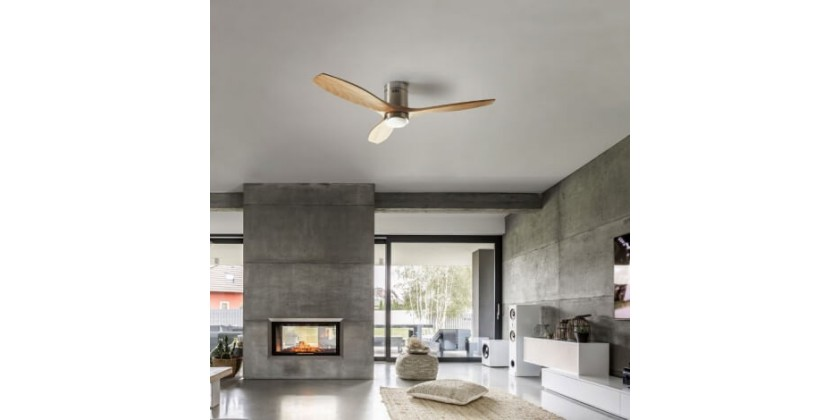 Why is it worth buying a ceiling fan with LED lighting