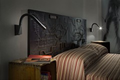 Wall lamps for reading in bed - what to choose for the bedroom?