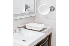 How to choose an illuminated LED mirror for the bathroom?